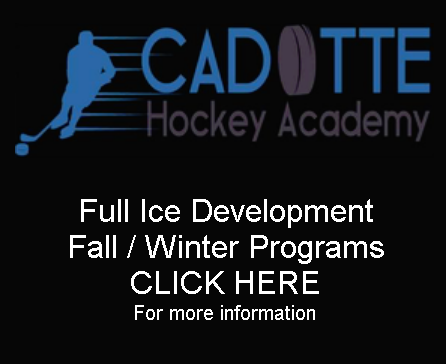 Cadottes - Full Ice development fall/winter programs