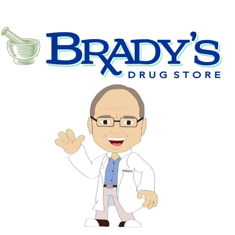 Brady's Drug Store (Belle River)